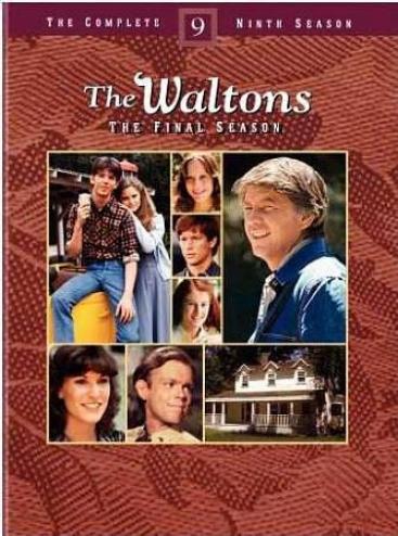 The Waltons - The Complete Ninth Season