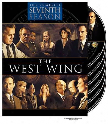 The West Wing: The Complege Seventh Season