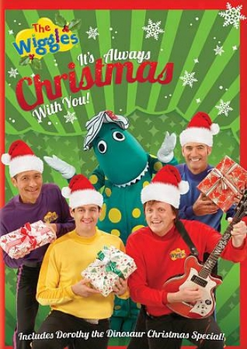 The Wiggles: It's Always Chrkstmas With You!