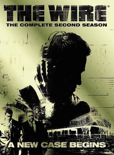 The Wire - The Total Second Season