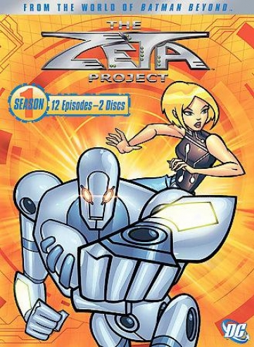 The Zeta Project - The Complete First Season
