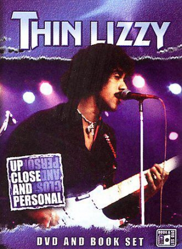 Thin Lizzy - Up Close And Peronal