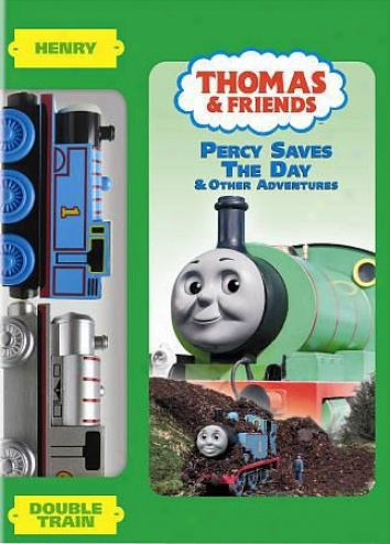 Thomas & Friends - Percy Saves Ths Day