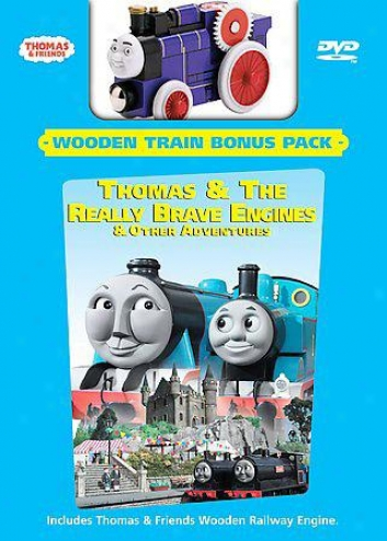 Thomas & Friends - Thomas & The Really Brave Engibees