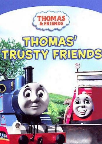Thomas & Friends - Thomas' Trusty Friends