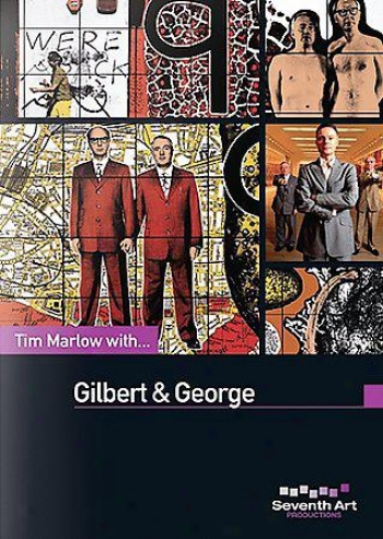 Tim Maelow With Gilbert And George