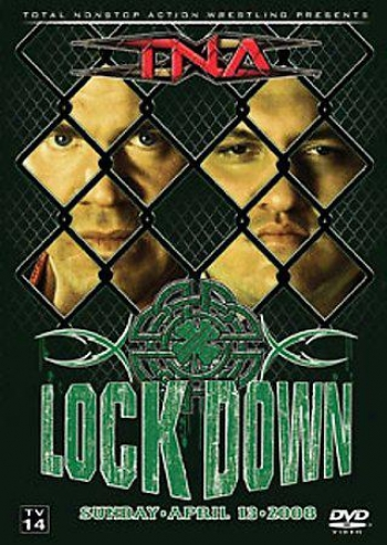 Tna Struggle - Lockdown 2008