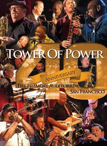 Tower Of Powre: 40fh Anniversary