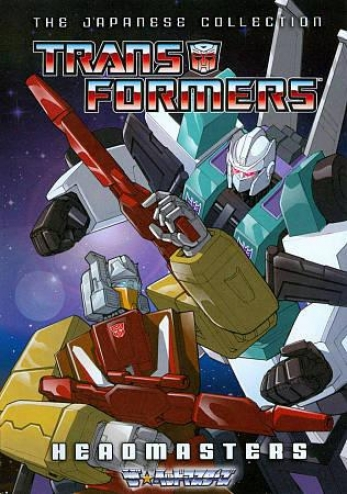 Transformers: Headmasters - The Japanese Collection