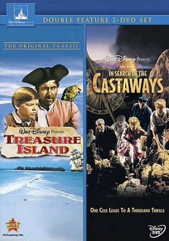 Treasure Island/in Examine Of The Castaways