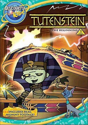 Tutenstein - Vol. 1: The Beginning
