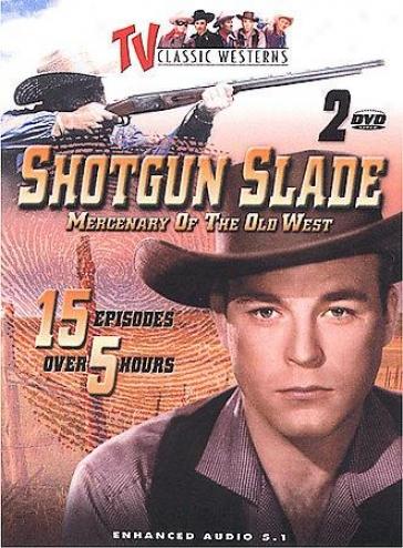 Tv First-rate Westerns - Shotgun Slade 2-pack