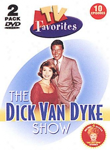 Tv Favorites: The Dick Van Dyke Pretence - 10 Episodes