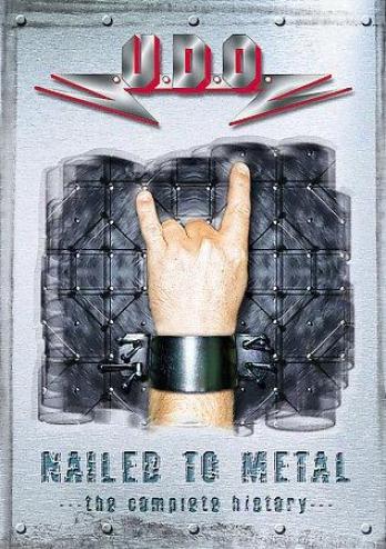 U.d.o. - Nailed To Metal
