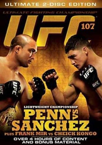 Ufc 107: Penn Vs. Sanchez