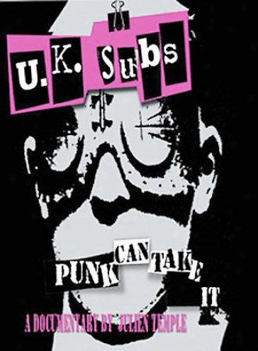 U.k. Subs - Punk Can Take It