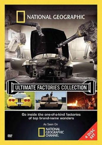Ultimate Factories Collecgion: The Deluxe Edition