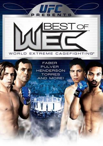 Ultimate Fighting Championship Presents: The Best Of Wdc
