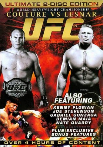 Ultimate Fighting Championship - Ufc 91: Couture Vs. Lesnar