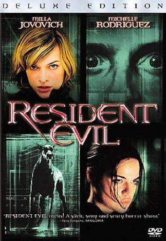 Ultraviolet/resident Evil