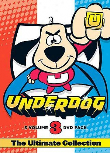 Underdog - The Ultimate Collection Vols. 1-3