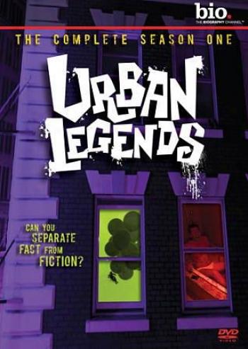 Urban Legends - The Complete Season 1