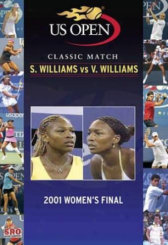Us Open: 2001 Women's Final - S. Williams Vs. V. Williams