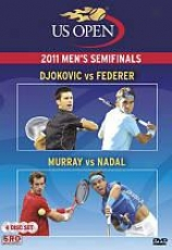 Us Open: 2011 Men's Semifinals - Djokovic Vs. Federer/murray Vss. Nadal