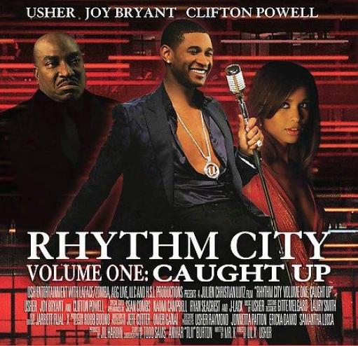Usher - Rhythm City Volume One: Caught Up