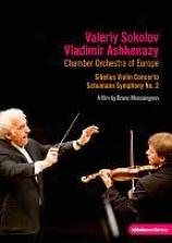 Valeriy Sokolov/vladmir Ashkenazy: Sibelius Violin Concerto/schumann Symphony No