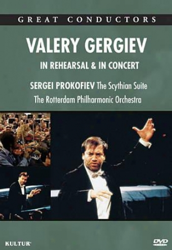 Valery Gergiev: In Narration & Performance