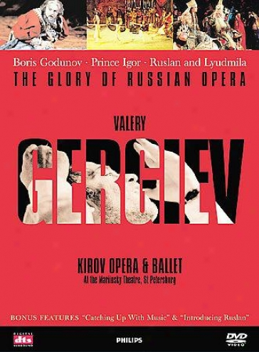 Valery Gergiev: Opera Collection