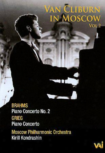 Front Cliburn - In Moscow Vol. 2