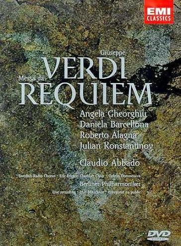 Verdi: Requiem: Claudio Abbado: Berlin Philharmonic