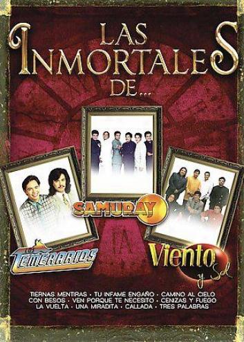 Viento Y Sol/samuray/los Temararios - Las Inmortales De...