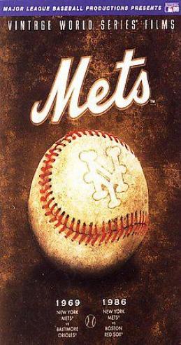 Vintage World Series Films - Mets