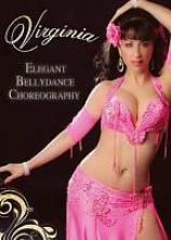 Virginia: Elegant Bellydance Choreography