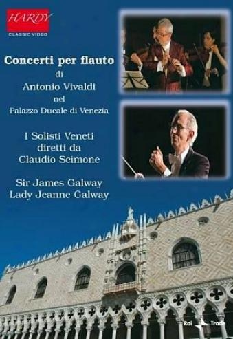 Vivaldi - Concerti For Flute