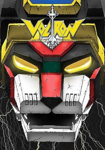 Voltron: Defender Of_The Universe - Colector's Edition 5