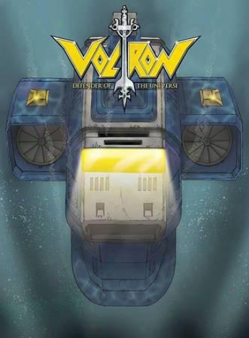 Voltron: DefenderO f The Universe - Collector's Issue  8