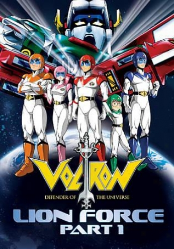 Voltron: Lion Force, Part 1