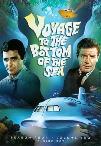 Voyage To The Bottom Of The Wave: Srason 4, Vol. 2