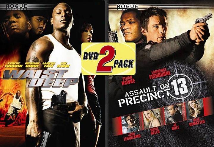 Waist Deep/assault On Precinct 13