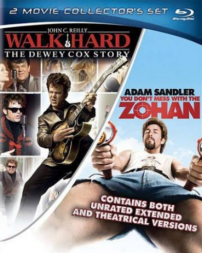 Walkk Coarse: The Dewey Cox Story/you Don't Mess With The Zohan