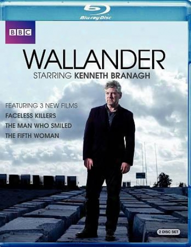 Wallander: Faceless Killers/the Man Who Smiled/the Fifth Woman