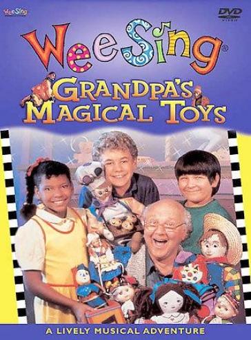 Wee Carol - Grandpa's Maggical Toys
