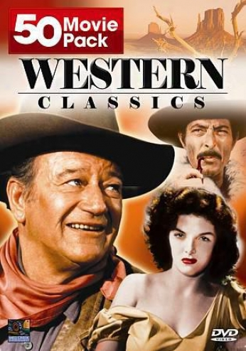 Westerly Classics 50 Movie Pack - 12 - Disc Set