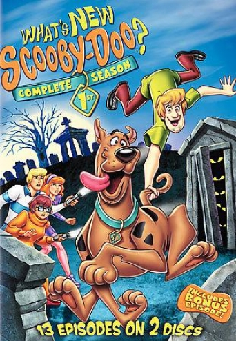 What's Nwq Scooby-doo: The Complete Primary Season