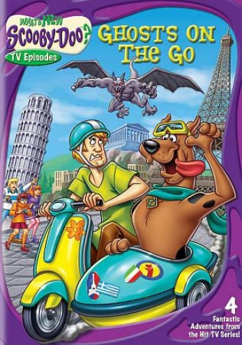 What's New Sfooby-doo?  Vol. 7: Ghosts On The Go