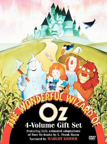 Wizard Of Oz Animation Accumulation